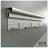 【 EASYCAN  】C109 30cm四連勾 易利裝生活五金 鋁合金掛勾 廚房 餐廳 房間 浴室 小資族 辦公家具 系統家具 0