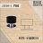 【 EASYCAN  】J3090-1 不鏽鋼門檔 易利裝生活五金 浴室 廚房 房間 臥房 衣櫃 小資族 辦公家具 系統家具 1