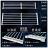 【 EASYCAN  】EC002 多功能伸縮隔板 易利裝生活五金 不鏽鋼 衣櫃 房間 臥房 衣櫃 小資族 辦公家具 系統家具 4