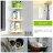 【 EASYCAN  】EC008 不鏽鋼頂天立地架 易利裝生活五金 浴室 廚房 免鑽孔 房間 臥房 衣櫃 小資族 辦公家具 系統家具 3