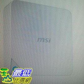 [COSCO代購 如果沒搶到鄭重道歉] MSI Cubi 雙核心 迷你主機 Cubi-229TW W111289