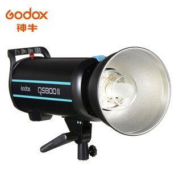 ◎相機專家◎Godox神牛QuickerQS800II閃客110V高速回電棚燈閃燈攝影燈X1公司貨