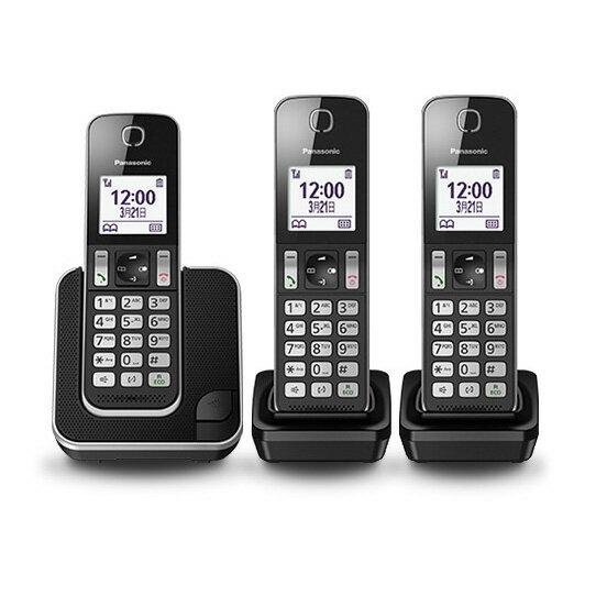 國際 Panasonic DECT數位無線電話 KX-TGD313TWB