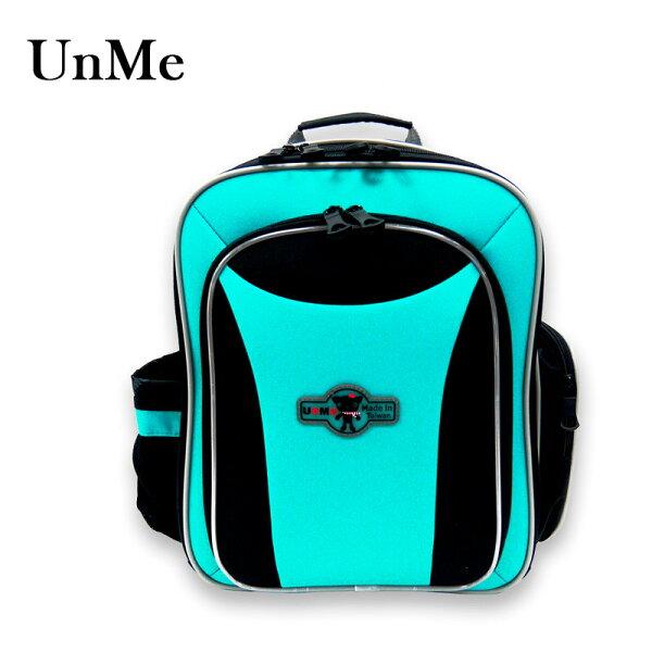 【加賀皮件】UNME多色台灣製造輕量護脊書包後背包兒童書包3329