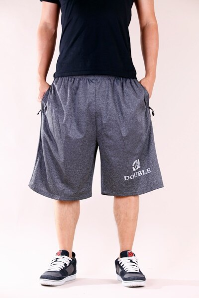 【CS衣舖 】加大尺碼 吸濕排汗 極度快乾 舒適 吸汗 機能運動短褲 伸縮腰圍 2807 1
