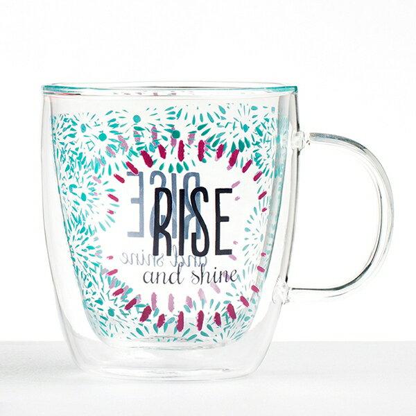 雙層玻璃杯系列/馬克杯/咖啡杯/茶杯/花茶杯