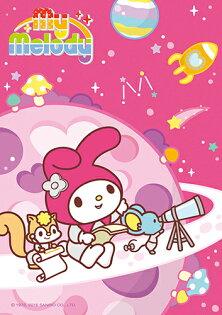 P2拼圖網:MyMelody太空圓筒拼圖108片