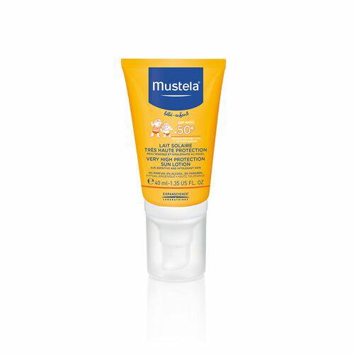 慕之恬廊Mustela高效性兒童防曬乳SPF50+(40ml)