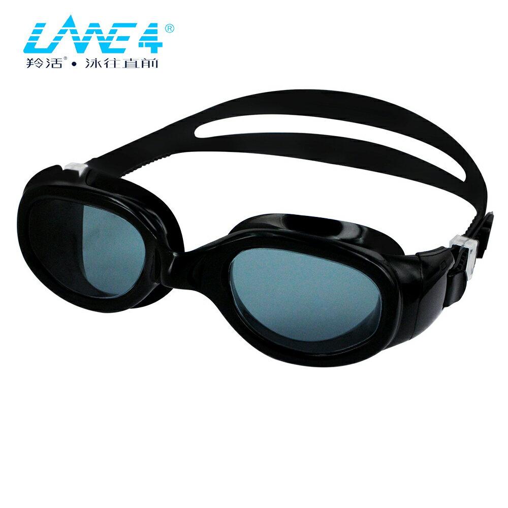 LANE4羚活成人舒適防霧泳鏡 A327 2