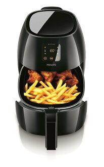◤贈原廠烘烤鍋CL10866◢ PHILIPS 飛利浦 數位觸控式免油氣炸鍋 頂級黑色款 HD9240 / HD-9240