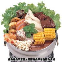 【中二廚】西西里蕃茄火鍋湯底(250g/包)
