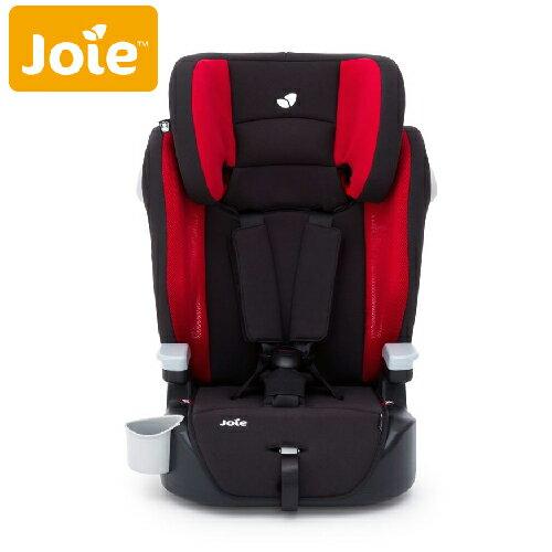 英國【Joie】Alevate汽車安全座椅(適用9個月~12歲)-紅色