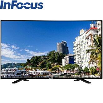 InFocus 超視堺 FT-60CA601 4K UHD液晶電視 60吋 日本堺十代面板 (附贈無限歡唱棒)