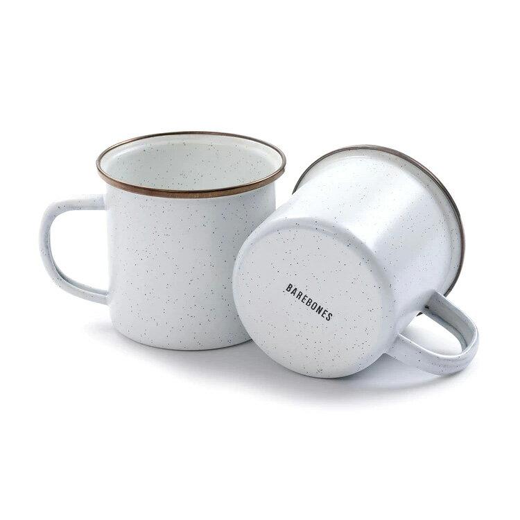 Barebones CKW-393 琺瑯杯組【2入】 / 城市綠洲 (杯子 茶杯 水杯 馬克杯)