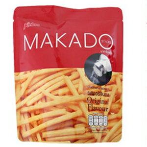 【王董的柑仔店】泰國MAKADO麥卡多薯條(6包/袋) 人氣團購美食 泰式薯條餅乾 進口零食 全素
