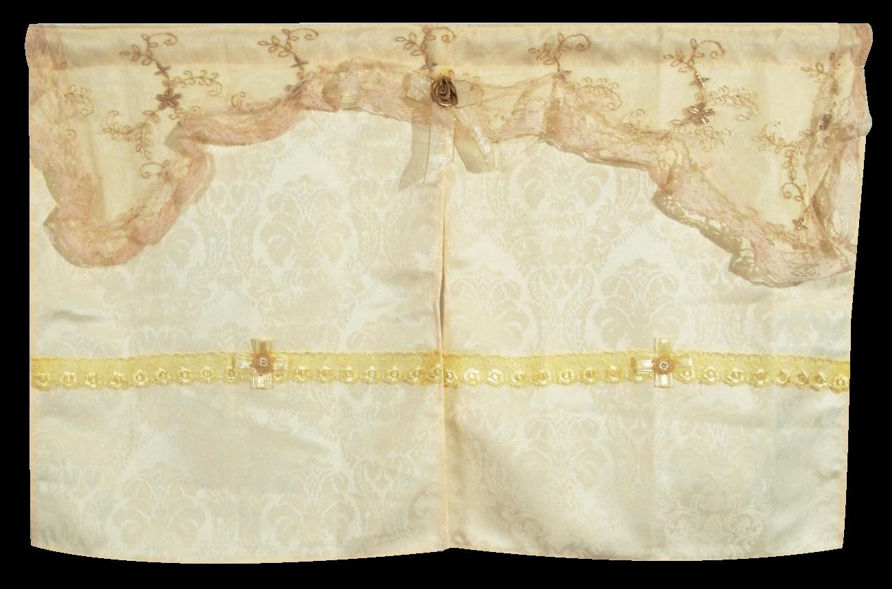短門簾 / 85(寬)x45(高)cm
