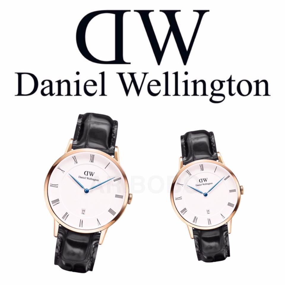 【Daniel Wellington】DW手錶DAPPER READING 38MM(免費贈送另一組表帶) 2