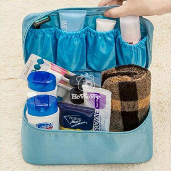 收納包 化妝品收納袋 洗漱包 旅行盥洗包 ZE3139 好娃娃