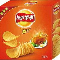 中元節普渡拜拜供品到樂事洋芋片重量包-雞汁260g【愛買】