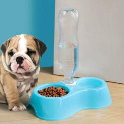 [Hare.D] 寵物 食物碗 餵食雙碗 兩用碗 雙型碗 寵物碗 狗碗