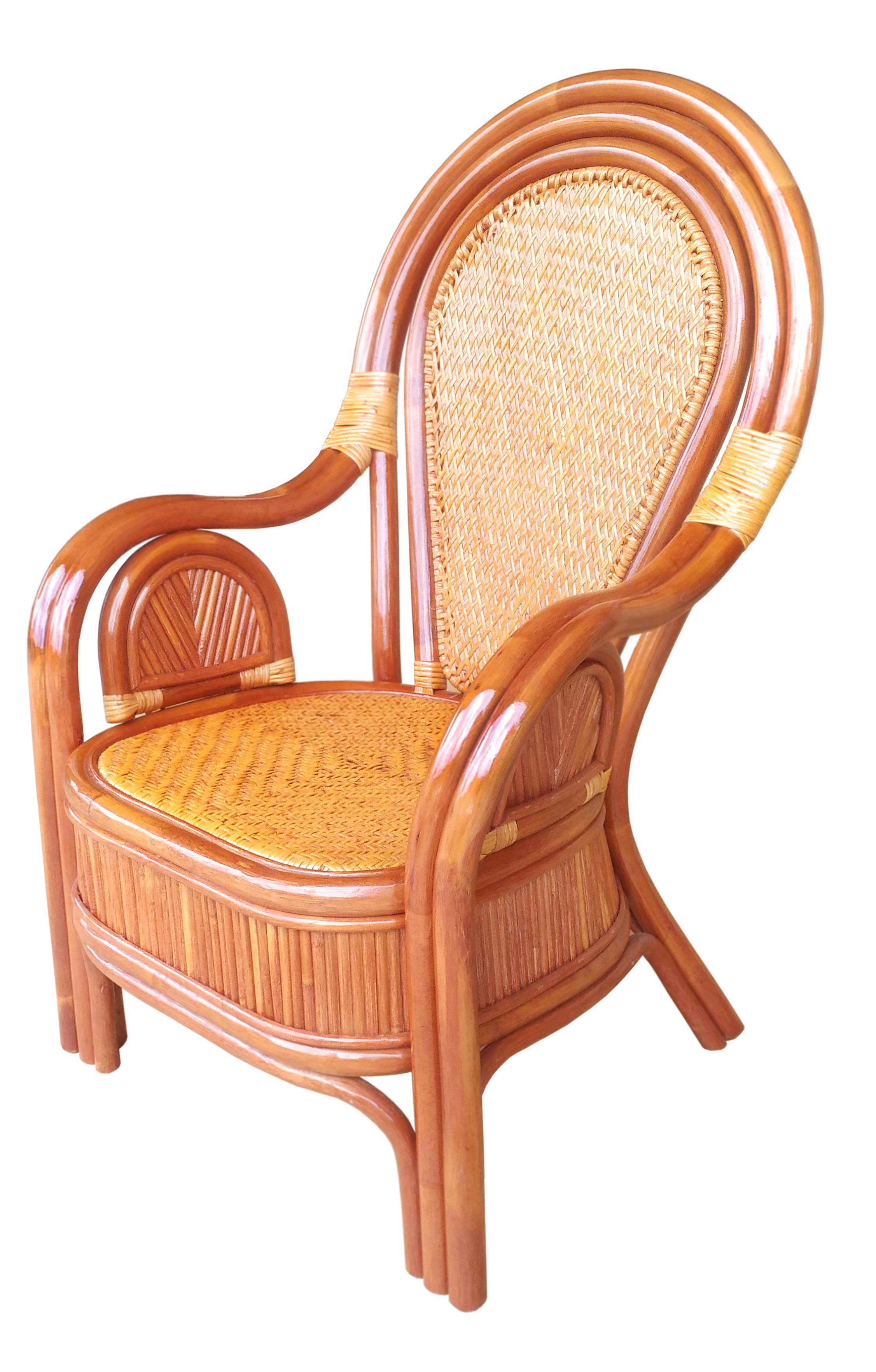 圓背房間椅 1