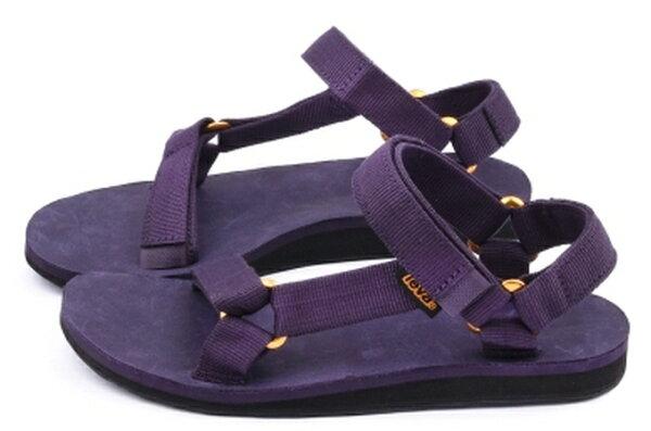 悠活運動家:《台南悠活運動家》Teva美國女款戶外織帶涼鞋紫1008642NSAD