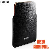 EVOUNI-L36-2BK 立 真皮護套 iPhoneSE/ iPhone5S 黑色 M號