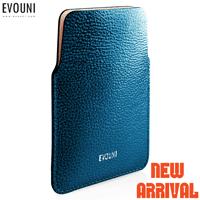 EVOUNI-L36-0BU 立 真皮護套 iPhoneSE/ iPhone5S 藍M號