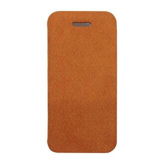 EVOUNI-V56-1OG 輕 奈米纖蓋護套 iPhone5S 橘