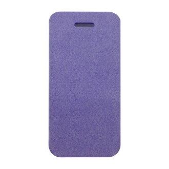 EVOUNI-V56-2PL 輕 奈米纖蓋護套 iPhone5S 紫