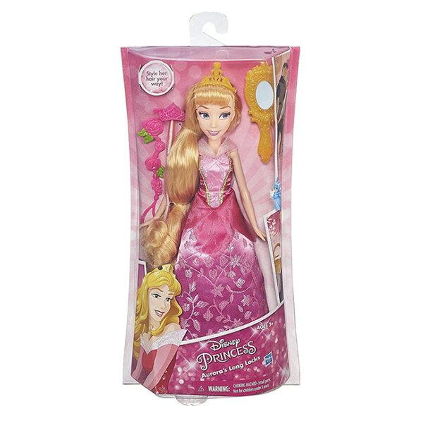 《Disney迪士尼》公主裝扮頭髮遊戲組-睡美人