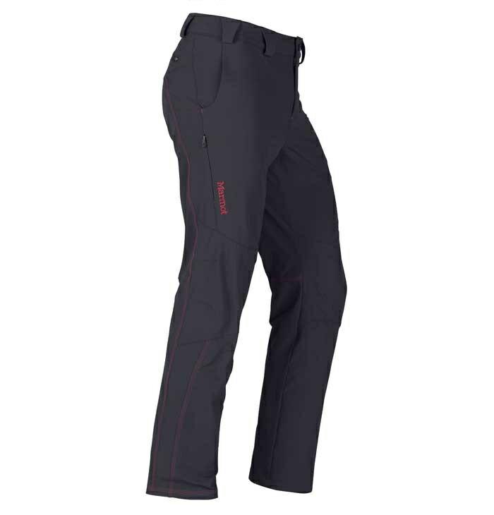Marmot 美國 | 男款 Rockstar Pant 彈性耐磨軟殼長褲 | 秀山莊(M80510)