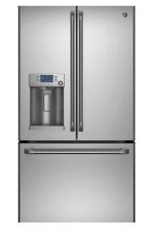 【得意家电】美国 GE 奇异 CFE28TSSS 法式三门冰箱(810L) ※热线07-7428010