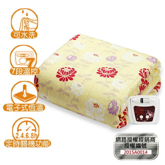 【韓國甲珍】韓國進口 恆溫/定時電熱毯(雙人)NHB-301P-T