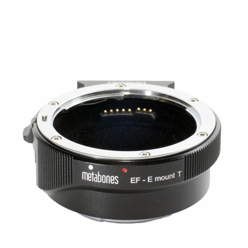 Metabones轉接環專賣店:Canon EF - Sony E smart 第5代  轉接環(總代理義文公司貨)