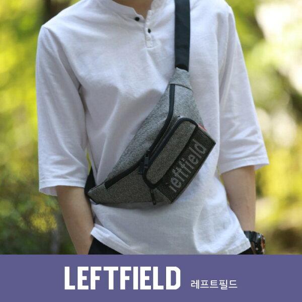 【韓國直送】斜背包正韓LEFTFIELD帆布胸包斜肩包運動包NO.384