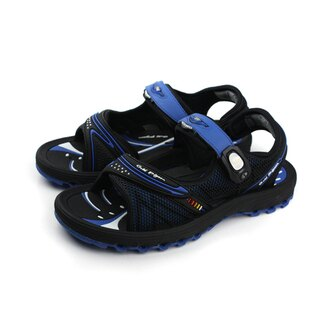 G.P 涼鞋 藍 男款 no687