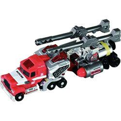 【Fun心玩】TW89377 麗嬰 日本 TAKARA TOMY 緊急救援隊 DH 消防卡車 變形 機器人 生日 禮物