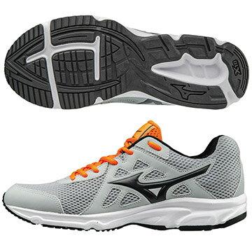 K1GA170351(灰X黑)一般型鞋款 MIZUNO SPARK 男慢跑鞋 S【美津濃MIZUNO】