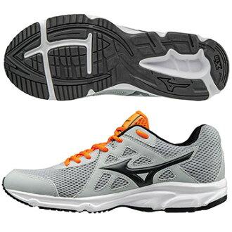 K1GA170351(灰X黑)一般型鞋款 MIZUNO SPARK 男慢跑鞋 S【美津濃MIZUNO】├【1101-1130】單筆訂單滿700折100★結帳輸入序號『loveyou-beauty』┤
