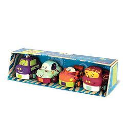 美國【B.Toys】寶寶安全迴力車 BX1048Z