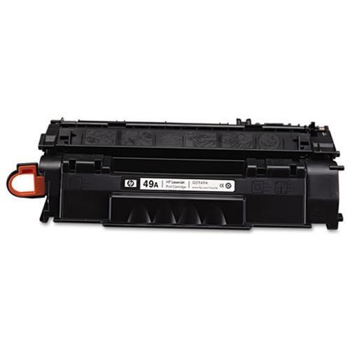 HP 49A Original Toner Cartridge - Single Pack - Laser - 2500 Pages - Black - 1 Each 1