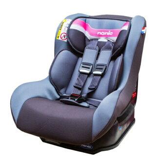 『121婦嬰用品館』納尼亞 安全汽座0~4歲素面系列 - 素色粉 FB00297