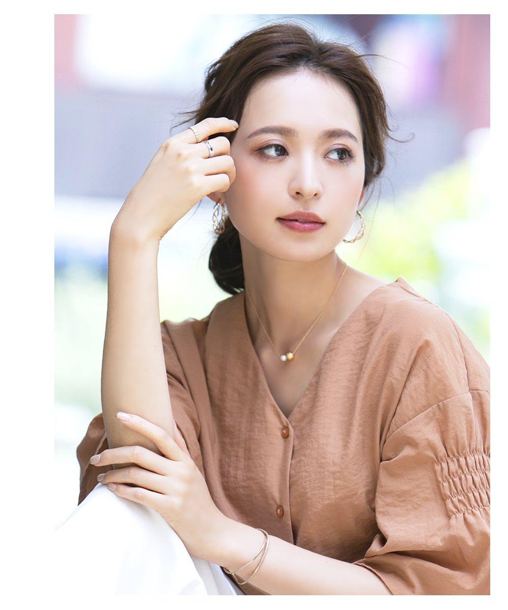 日本CREAM DOT  /  金属アレルギー ニッケルフリー ピアス メタル サークル モチーフ ゴールド シルバー 結婚式 お呼ばれ アクセサリー シンプル 上品 清楚 おしゃれ 大人 カジュアル  /  qc0408  /  日本必買 日本樂天直送(1098) 7