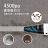 辦公室防疫【歌林乾濕兩用無線吸塵器(USB充電)】手持吸塵器 車用吸塵器 無線充電吸塵器【AB537】 2
