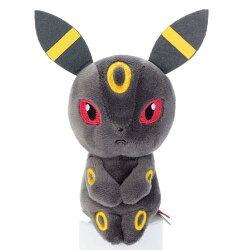 尼德斯Nydus~*  日本正版 療癒系 Q版 公仔 玩偶 坐姿娃娃  神奇寶貝 精靈寶可夢 Pikachu 月亮精靈 約14cm