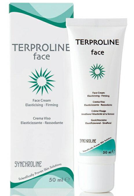 TERPROLINE face 彈膚麗修護臉霜50ml