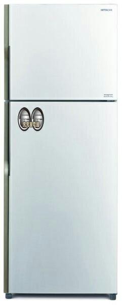 ★元元家電館★【HITACHI日立】414L 雙門電冰箱 RV439(限區配送+基本安裝)