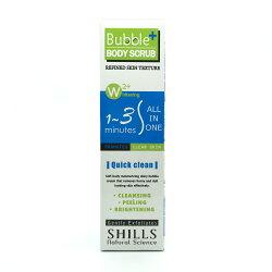 Shills舒兒絲 搓掉黑穴角質3mins雪泡(美體專用)(250ml)【優.日常】