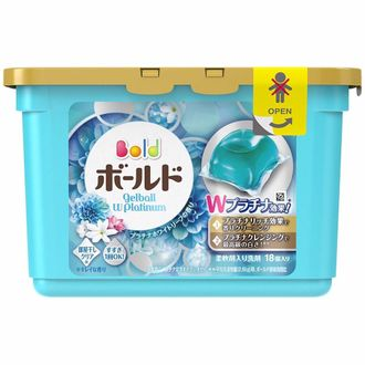 (108顆)「P&G」超好用!3D立體消臭洗衣球x2盒+補充包4包 5